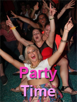 Real Girls Partying