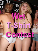 Real Wet T-shirt Contest