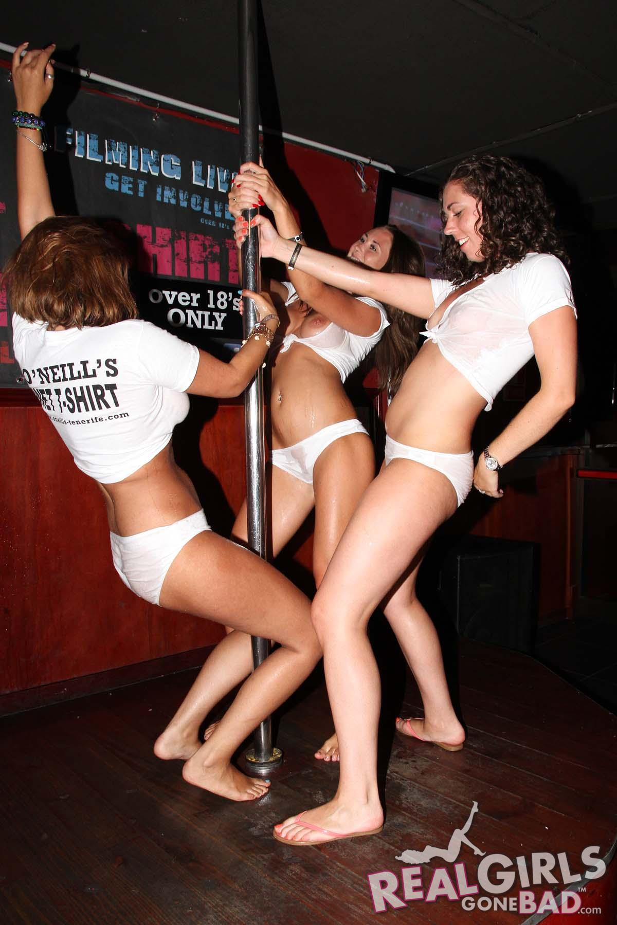 Real Girls Gone Bad - Wet T-Shirt Contest 57-7113