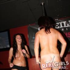 Drunk Girls Strip Naked