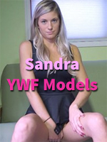 Sandra and Paris pose for YWF Models