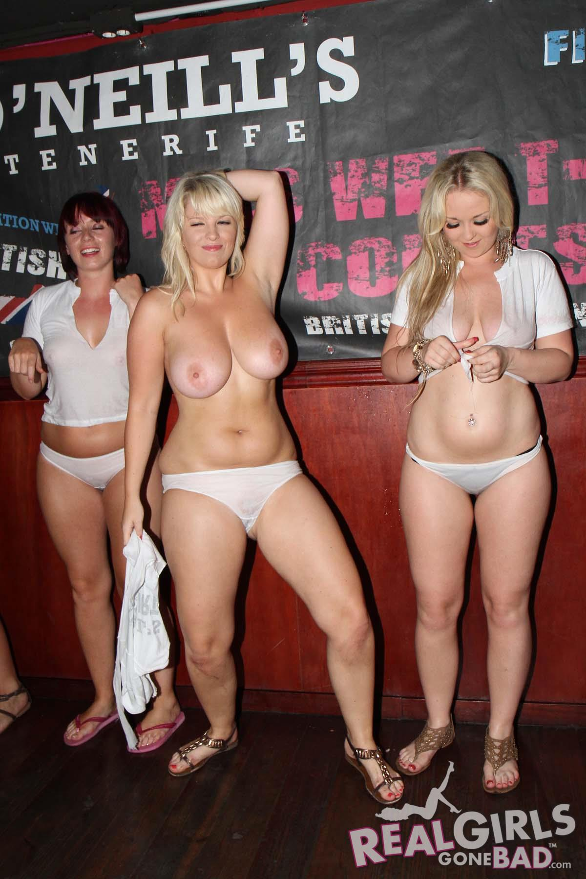 Real Girls Gone Bad - Wet T-Shirt Contest 16-2907