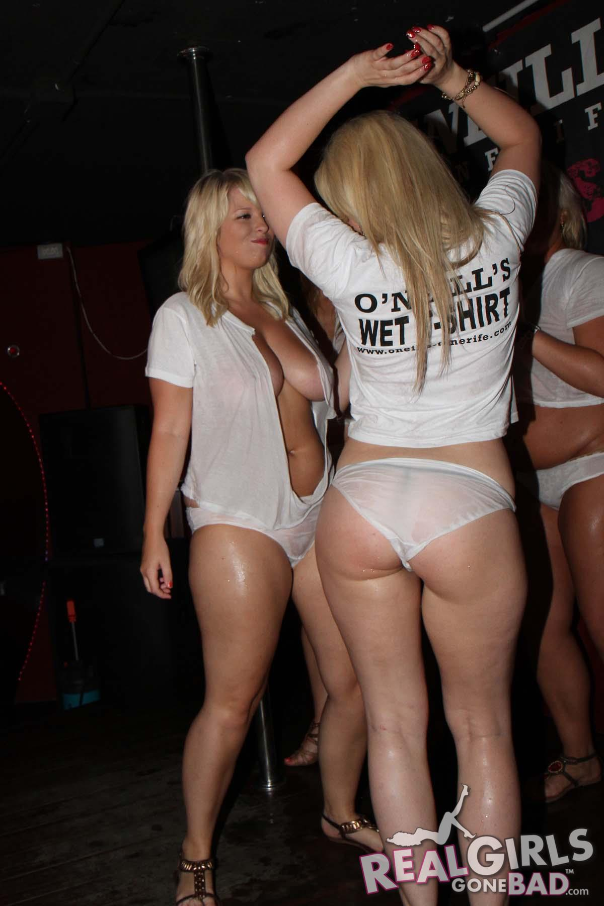 Real Girls Gone Bad - Wet T-Shirt Contest 16-8930