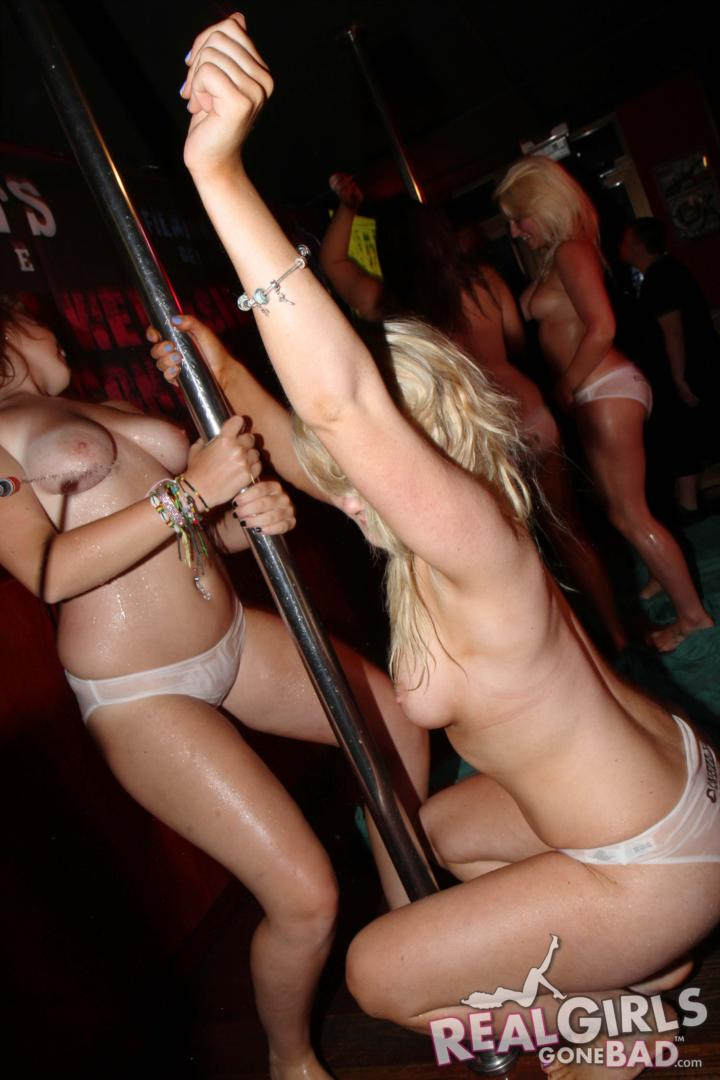 Naked lesbian strippers — 14