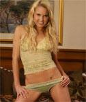 Non Nude or Not?  Blonde Girl Nextdoor