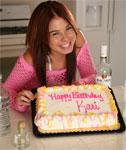 Kari Sweets Messy Birthday Fun – Non Nude?