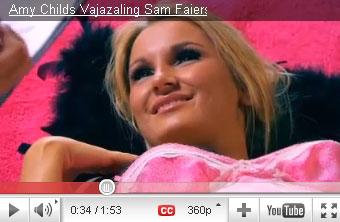 Samantha Faiers Vajazzle