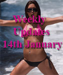 Sexy Weekend Update – 14th January 2011