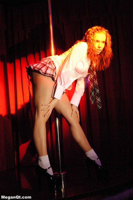 Megan qt dancing
