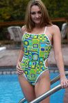 Cute Colorful Swimsuit