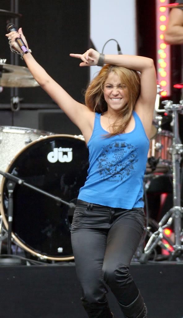 Hot Shakira