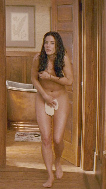 Sandra Bullock Naked in The Proposal