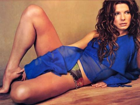 Sexy Sandra Bullock