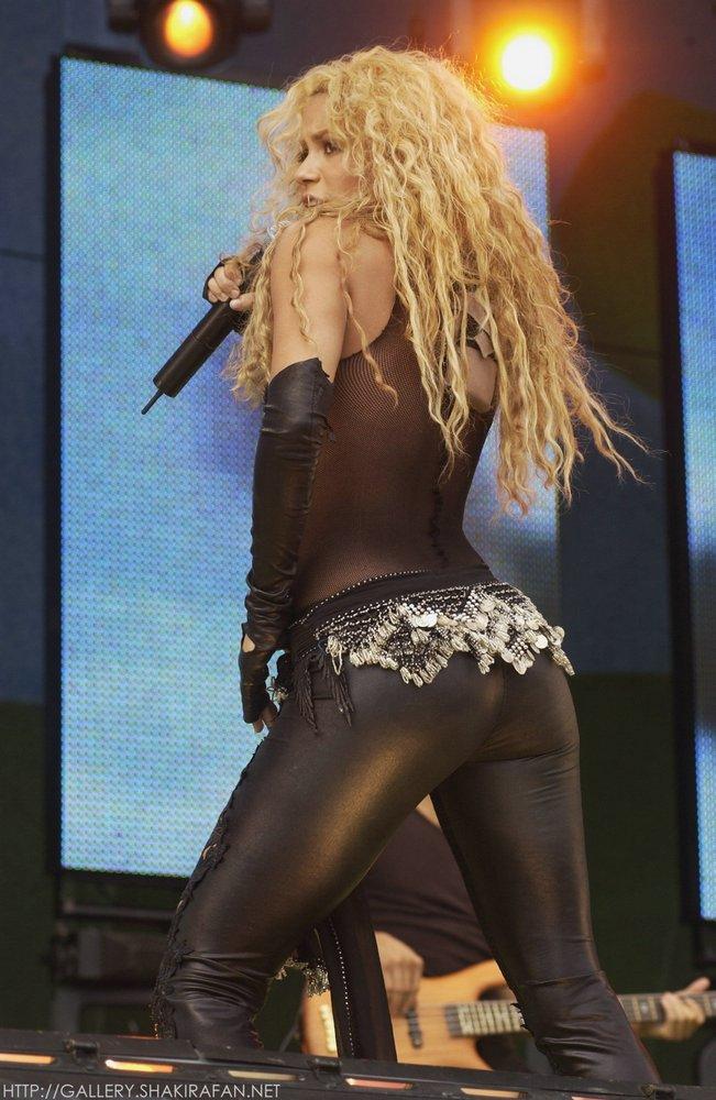 Shakira's Perfect Ass