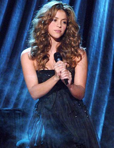 Shakira is a Pretty Girl