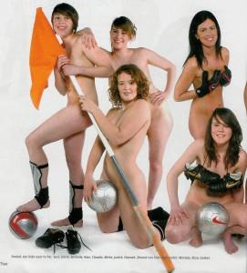Belgium Soccer Team Naked