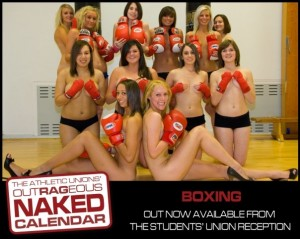 Naked Boxing Team