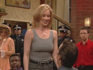 Tight Top Pokies - Christina Applegate