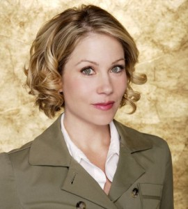 Pretty Actress Christina Applegate