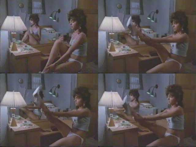 Susanna Hoffs in her Cute Panties