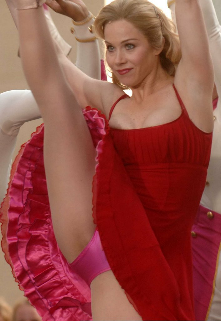 Best Upskirt - Christina Applegate