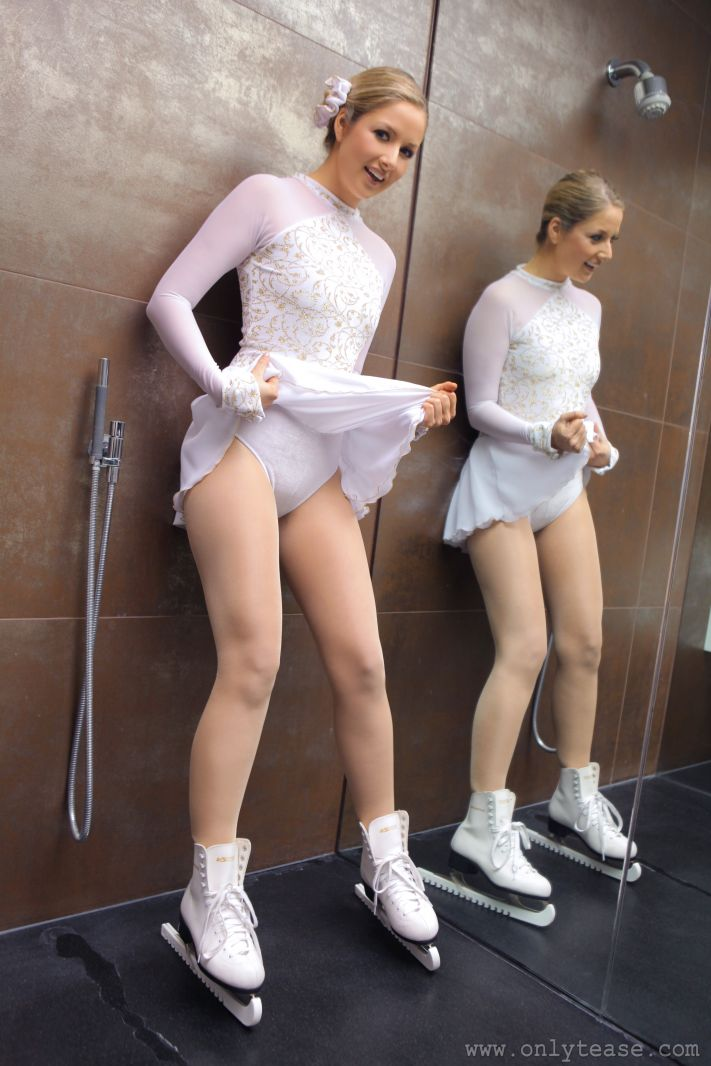 from Joe nude ice skating video