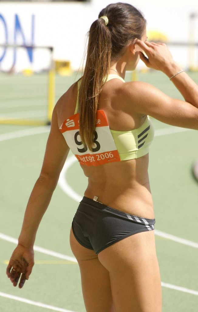 Athletes Ass