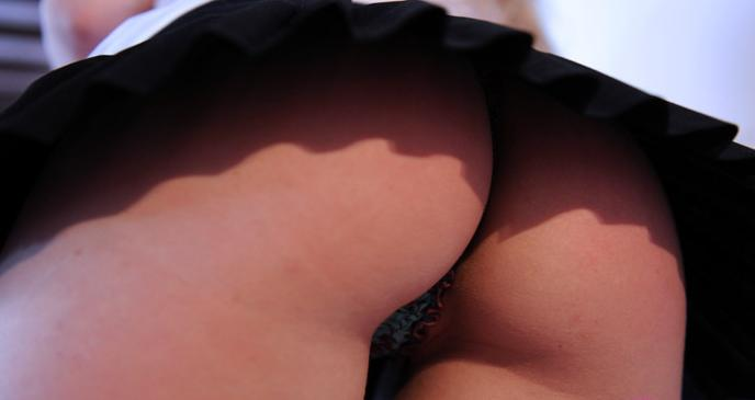 Close Up Upskirt