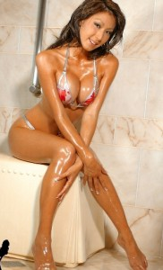 Hot Asian Babes Oiled Up