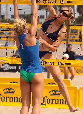 Volleyball Sporting Candid Girls - Non Nude & Sexy