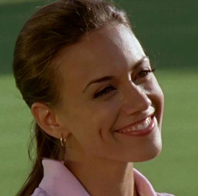 Cutie Smiling Jana Kramer