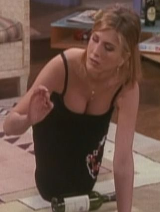 Jennifer Aniston Downblouse