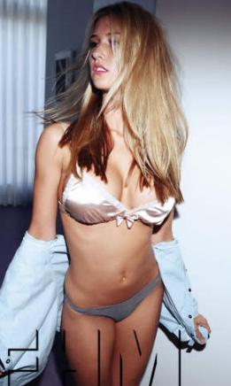 Danica Thrall at FHM.com