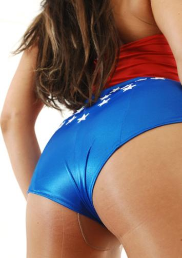 WonderWoman Tight Ass