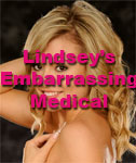 Lindsey Arrives for her Embarrassing Medical, Students are Invited