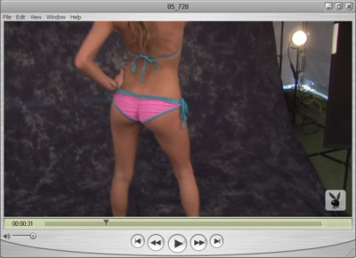 Amazing Ass in Pink Panties
