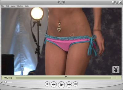 Is Brittney about to take her pink panties down?  Let's hope she agrees to this