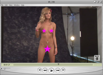 Brittney Poses Completely Nude for Playboy