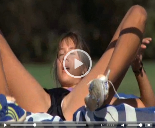 *Video:high jump upshorts