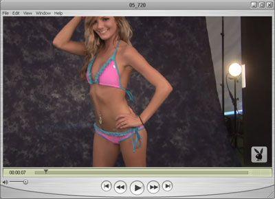 Cutie Blonde Brittney - Hi Quality Video