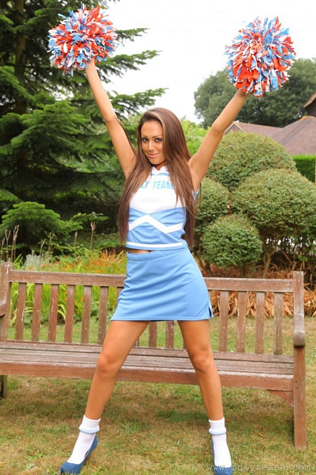 Cheerleader Jamie