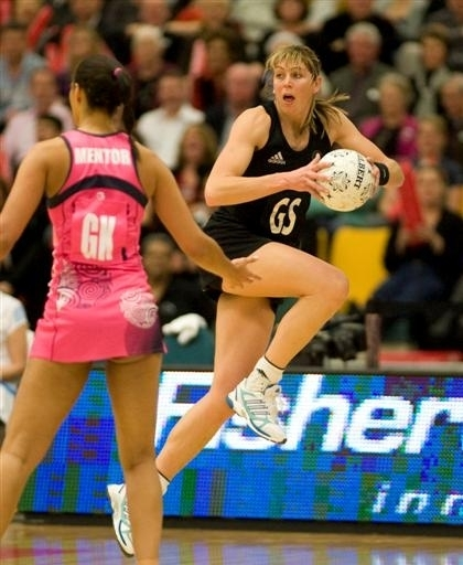 Australian netball team nude