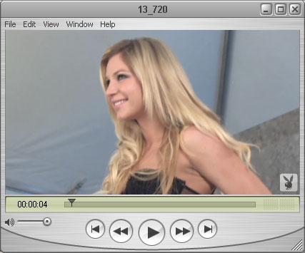 Jen's Behind the Scenes Video