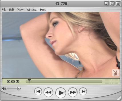 Pretty Blonde Girl Jennifer from LA