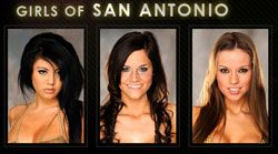 Girls of San Antonio