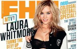 MTV Presenter Laura Whitmore