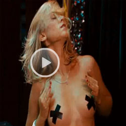 Amy Smart Stripping in Crank 2 - High Voltage
