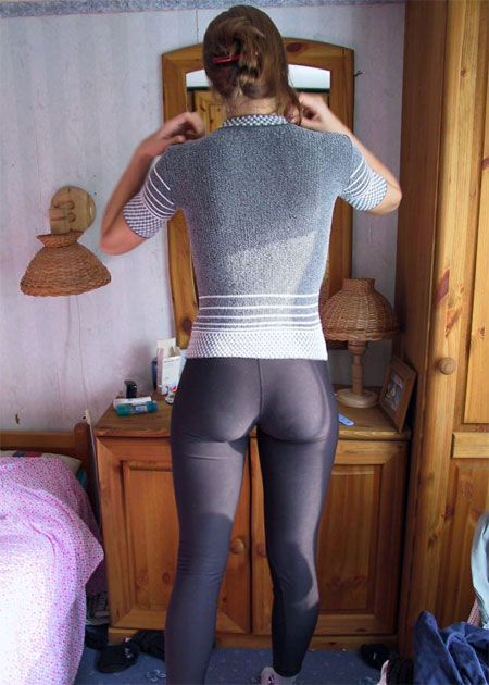 Very Tight Leggings