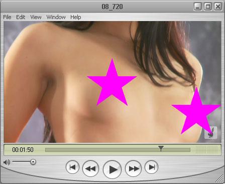 Topless Girl Jaclyn