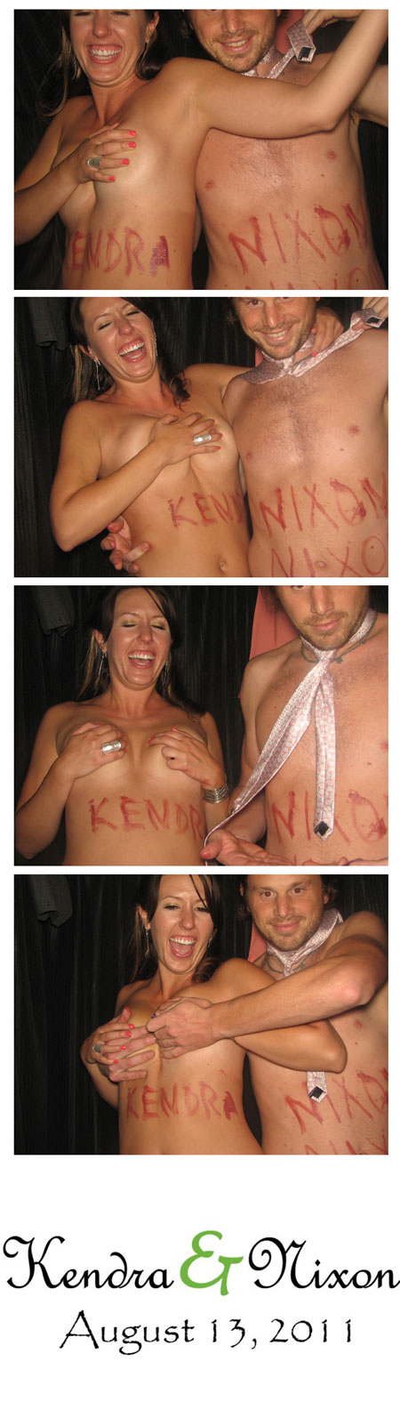 Photobooth Handbra Fun